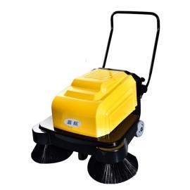 嘉航手推电动扫地机 仓库清扫地面灰尘用吸扫一体机JH-100