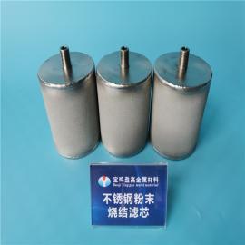 盈高干燥器配套使用不锈钢粉末烧结胖滤芯