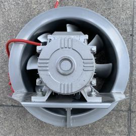 奇度SFW-B3-4养护窑轴流高温风机