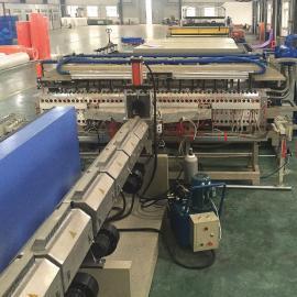众诺塑机PVC水晶板设备 PVC超透明水晶板设备 PVC软门帘板设备SJ120/33