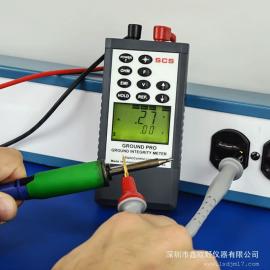 SCSCTM051美国接地阻抗综合测量仪接地点交/直流电压