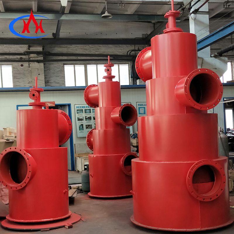 科汇研究所钢厂脱硝热风炉燃烧器及点火控制系统KHQ-2000