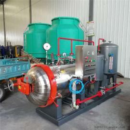 翰德病死猪无害化处理设备 卧式高温灭菌湿化机HDXHJ-100