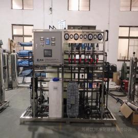 凯旭EDI高纯水设备 新能源企业高纯水