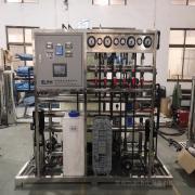 凯旭KX3二级反渗透EDI高纯水设备
