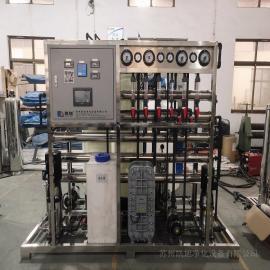 电子厂高纯水设备 二级反渗透EDI高纯水