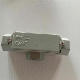 """依客思Yhxe-B-G3/4""""-6分三通不锈钢防爆穿线盒"""
