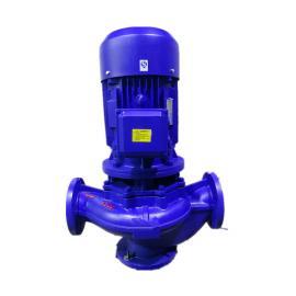 工博立式无堵塞管道排污泵 管道泵GW