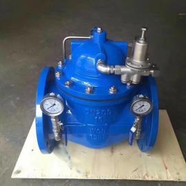 三精减压稳压阀铸铁供水管网200X