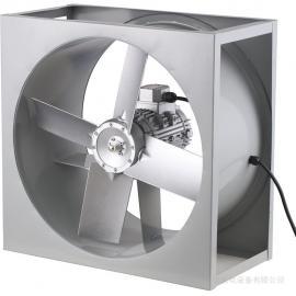 奇度SFWL3-2耐高温高湿轴流风机