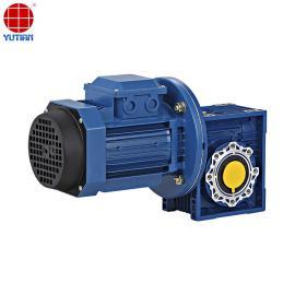 雨田穴盘播种机减速电机750W铝壳马达RV50减速机Y28024/RV50