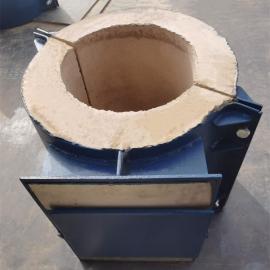仕坤管道设备制造有限公司蛭石保温棉管托φ219