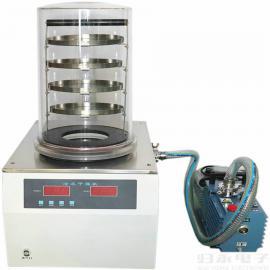 归永真空冷冻干燥机型号,土壤冷冻干燥机制造商GY-1A-80