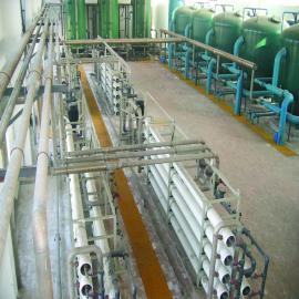 chun水设备洒瓶回shou清洗用水生产设备HD-2T/H