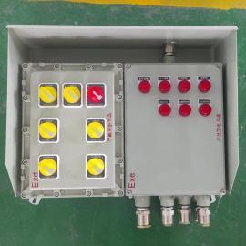 BXMD-6K左�M右出防爆配�箱�Ц裉m�^