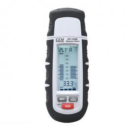 CEM华盛昌DT-125G木材湿度测试仪建筑材料湿度计水分计华盛昌
