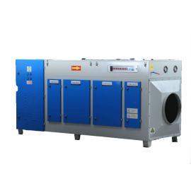 中科贝特加工定做光氧催化一体机工业废气处理设备操作运行简单UV