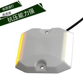 畅达能塑料道钉,有源道钉,道路指引灯