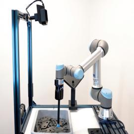 ROBOTIQ零件智能自动抓取系统