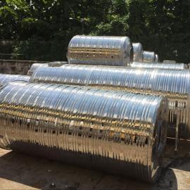 卧式保温水箱