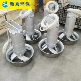 新秀环保MA2.2/8-320潜水推流搅拌机