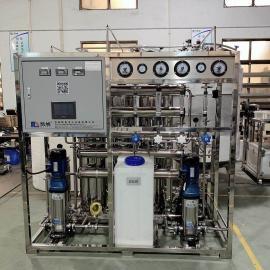 体外诊断试剂纯化水设备 二级反渗透纯化水 GMP纯化水KX2