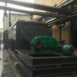 日处理100吨污泥干化设备