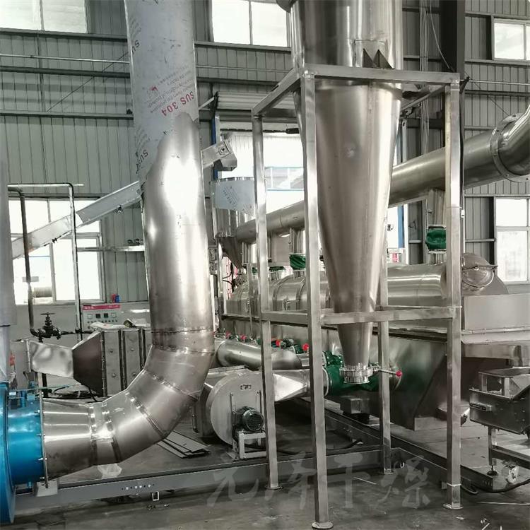 元泽干燥硫铵干燥机 硫铵专用流化床干燥beplay手机官方ZLG系列