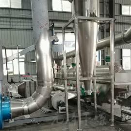 元泽干燥元泽提供饲料酵母专用流化床干燥设备ZLG系列