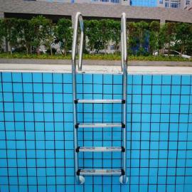美人鱼316L游泳池扶梯,316L不锈钢扶手,