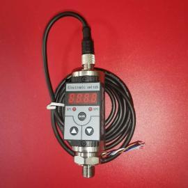 智能数字压力开关 压力继电器 开关量 4-20mA模拟量KSD400凯士达