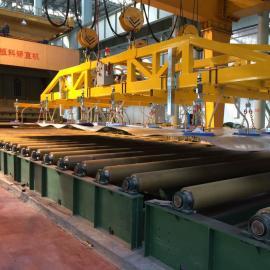 herolift汉尔deda型gang板搬运吸盘吊具、校平ji板材起吊吸盘HL5000