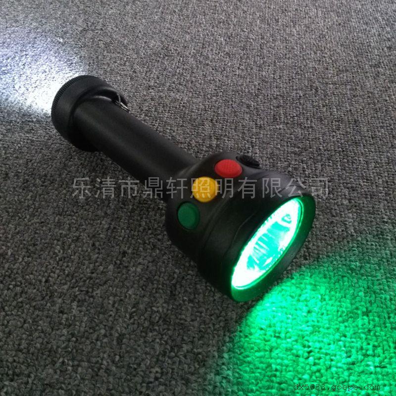鼎轩照明duo功能xiu珍xin号灯3W铁路照明电tongJW7511