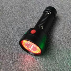 鼎轩照明LED多功能袖珍信号灯红黄白电筒GAD105C/D