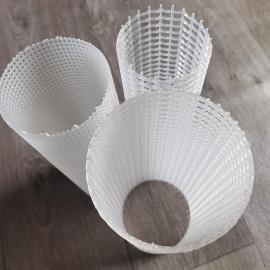 众诺塑机ying式透水管生产设beiSJ90