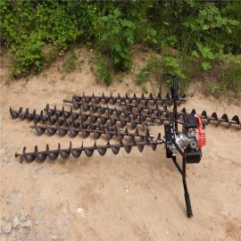 捷亚JYD-155A大螺旋叶片公路水平钻孔机高科技