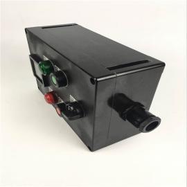 依客思-2灯2钮防爆防腐操作柱、室内挂式BZC8060