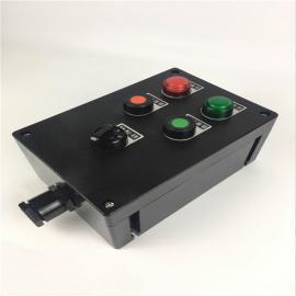 依客思防bao防腐控zhi按钮 4钮塑壳防baodian机控zhi器按钮盒LA5821-A4