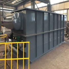 中科贝特汽车清洗污水处理设备一体化溶气气浮机处理清水达标规格齐全YW
