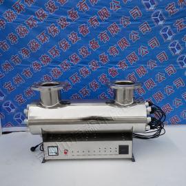 定州净淼过流式紫外线消毒杀菌器除藻净化仪JM-UVC-1200