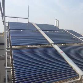 清华阳光太阳能集热器热水太阳能工程联箱58*1800