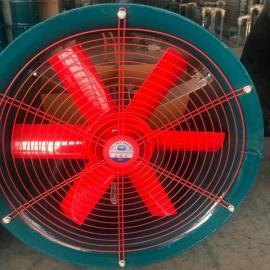 FBT35-11-7.1防腐防爆轴流风机3KW玻璃钢管道风机380V工业防腐