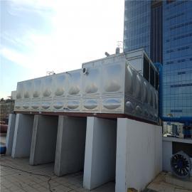 hua腾达大xing消防水箱安zhuang,膨胀水箱ding制HTD-XF240T
