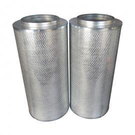 HHLQQ定制活性炭滤筒 8寸接口工厂除异味滤芯