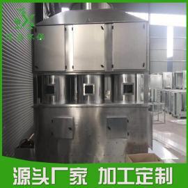 锅炉烟气脱硫设备 喷淋脱硫塔――隆鑫环保