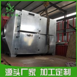 电镀厂废气处理设备 酸洗槽废气治理设备――隆鑫环保