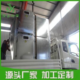 注塑行业废气治理工程 注塑行业废气处理设备――隆鑫环保