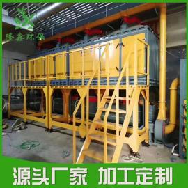 印刷厂废气处理设备 烟气脱硫 烟气脱硫设备――隆鑫环保