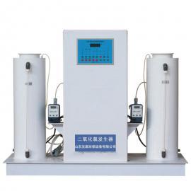 美信沃旗医院污水消毒设备 二氧化氯发生器WQZY-500