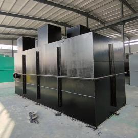 美信沃旗农村改造地埋式一体化生活污水处理设备WQWS-50